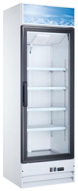 Single Glass Door Cooler
