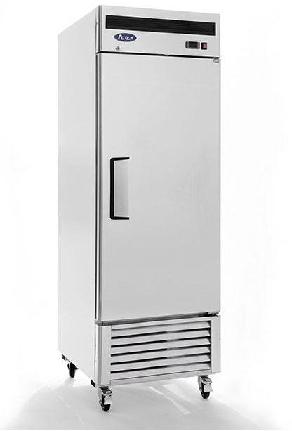Stainless Freezer