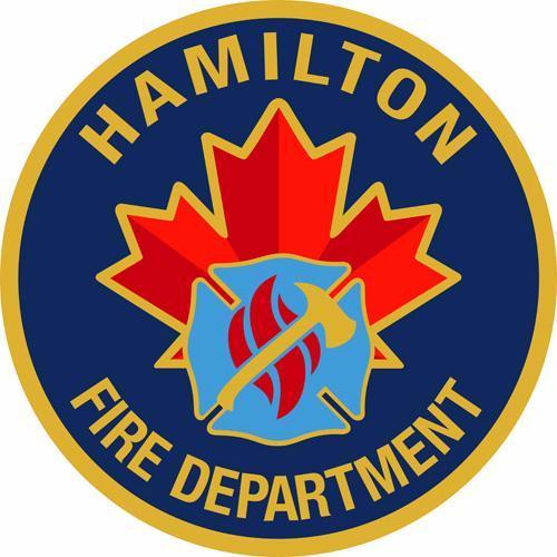 Hamilton Fire Department Logo