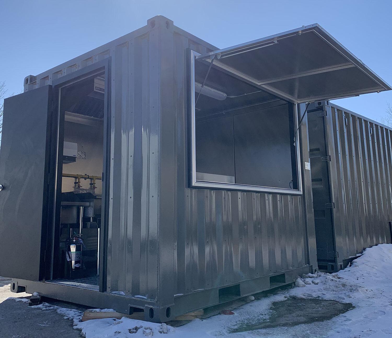 Farm Boy Container Exterior