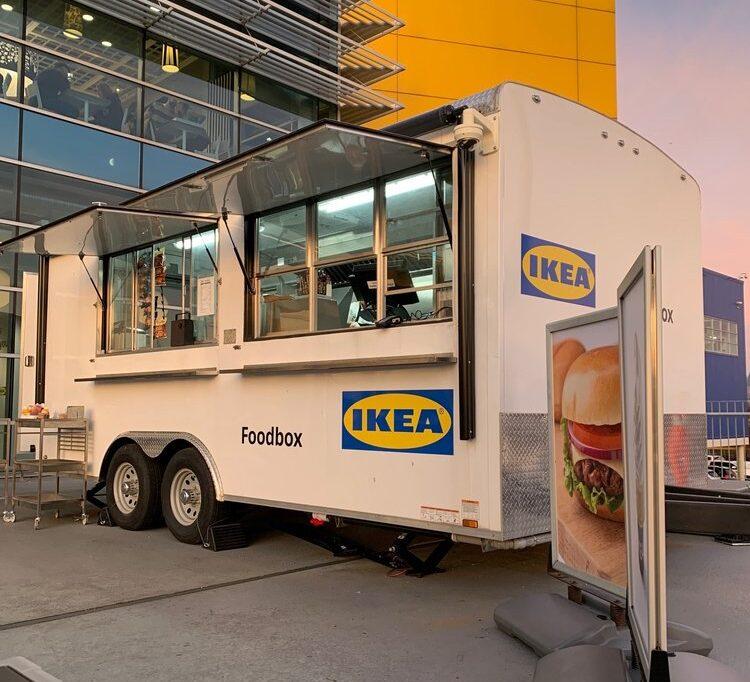Ikea Food Box Exterior