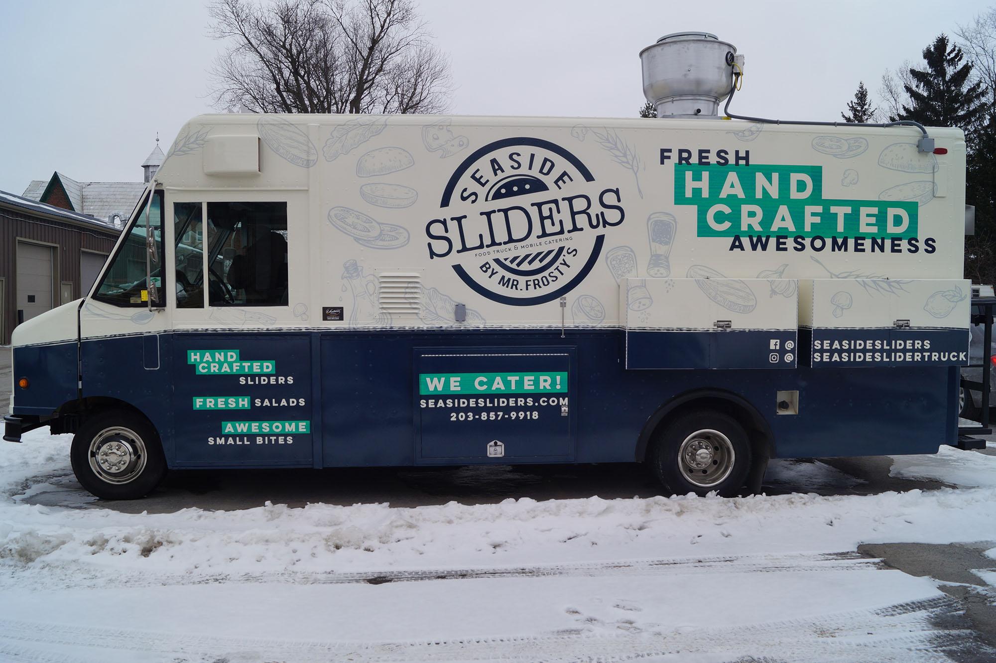 SeaSide Sliders Exterior